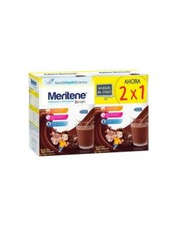 MERITENE JUNIOR 30 G 30SOBRES CHOCOLATE