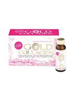 PURE GOLD COLLAGEN 10FRASCOSx50ml